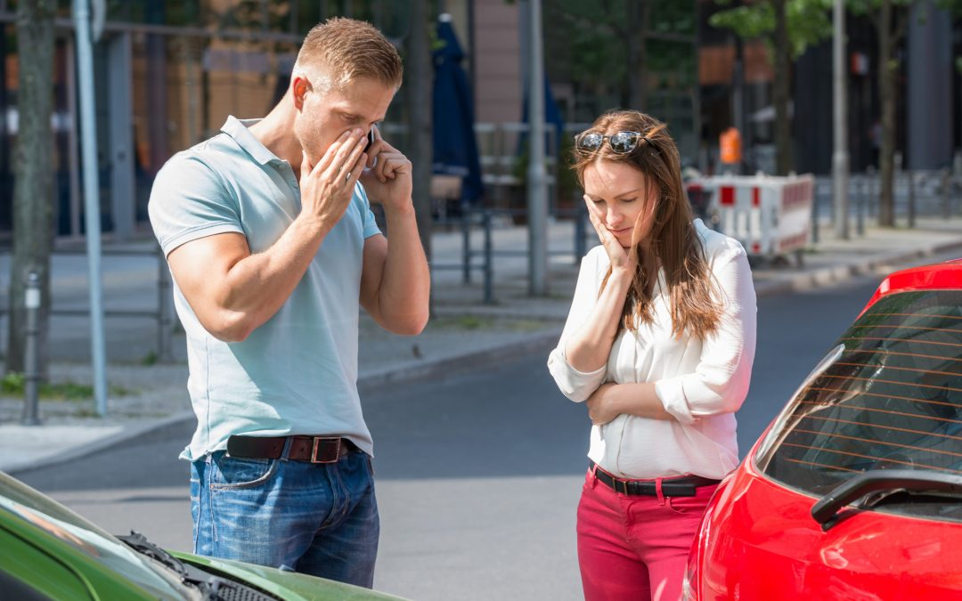 Top Six Things to Consider When Involved in a Car Crash